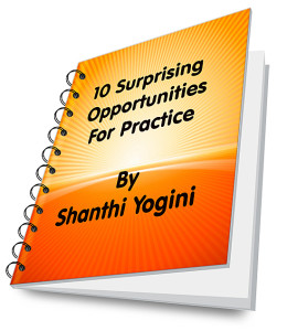 10 Surprising Opportunities for Practice